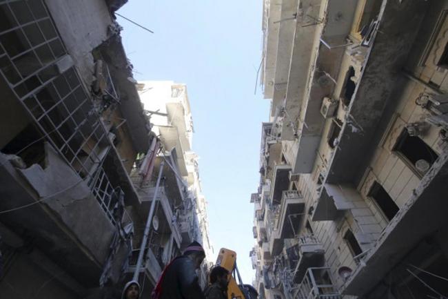 Aleppo bombardata_650